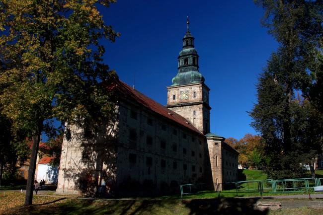 Barokní sýpka, pivovar, zámek - Prelatura, klášter Plasy, Plzeň sever